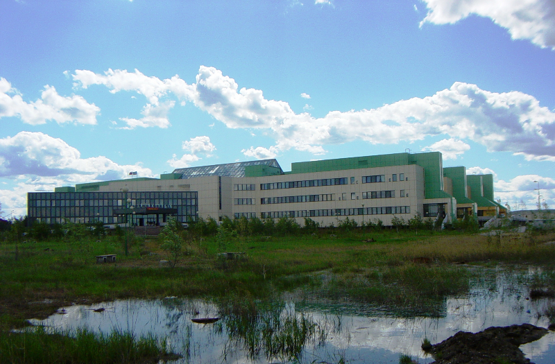 Hospital COMID, Jakutsk, Russian Federation