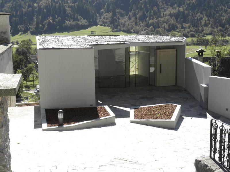 Funeral home, Bohinjska Bistrica