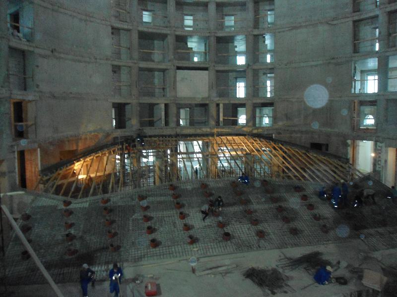 Opera house, Grozny, Chechenya