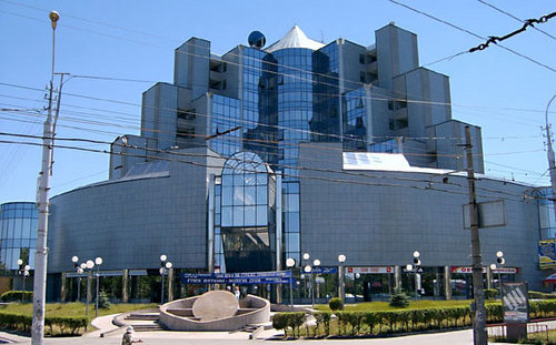 Agroprom Bank, Volgograd, Russian Federation