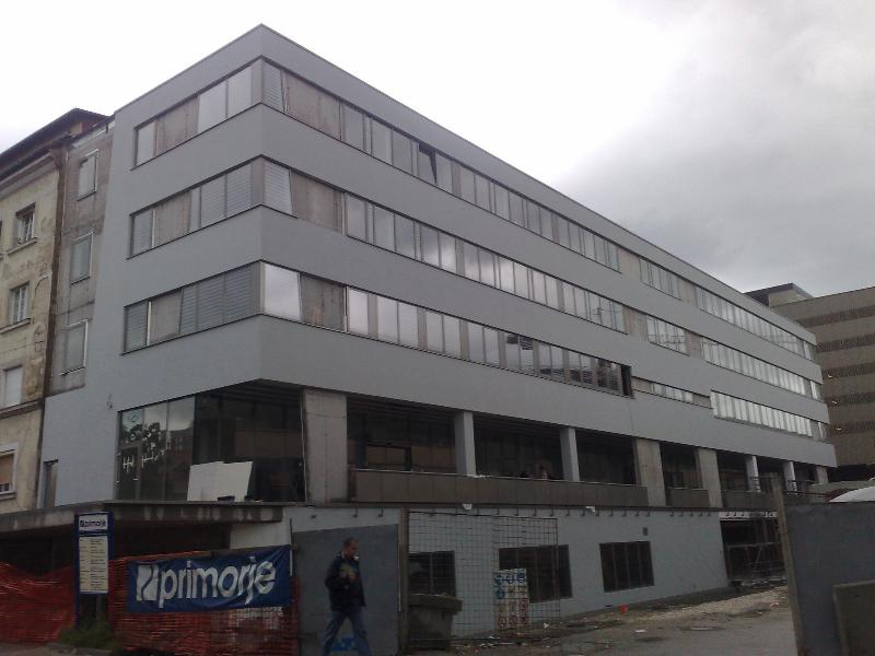 Buisness building Meksika, Ljubljana