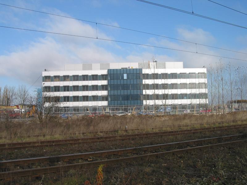LEK farmaceutical plant, Strykov, Poland