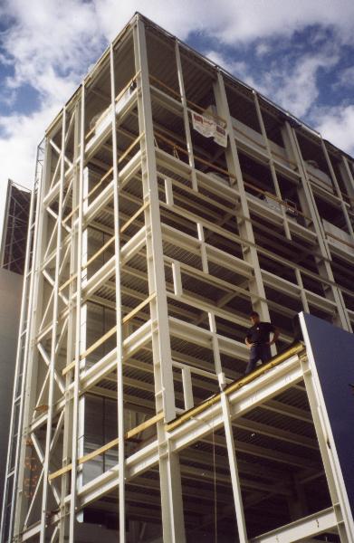 LEK VRS, storage building, Ljubljana