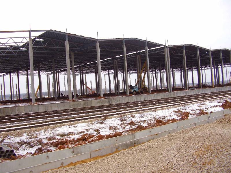 Brick factory Grozny, Chechenya, Russian federation