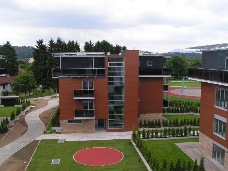Housing complex Koseze, Ljubljana