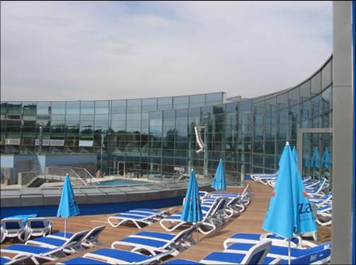 Aquapark Atlantis, BTC, Ljubljana