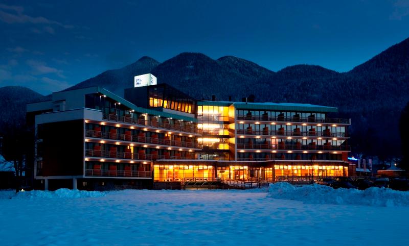 Eco Hotel Park, Bohinjska Bistrica