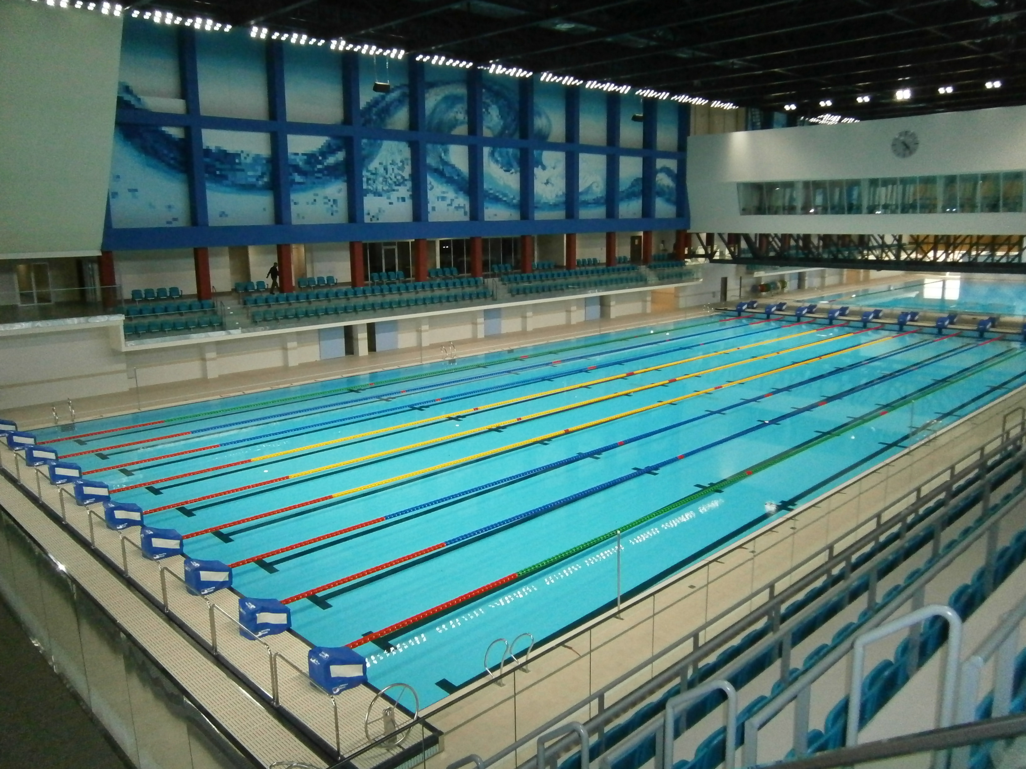 Astana končano 3
